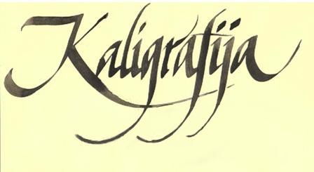kaligrafijatau